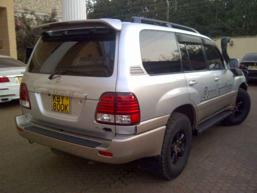 Land Cruiser 100 Series - ProCarMarket
